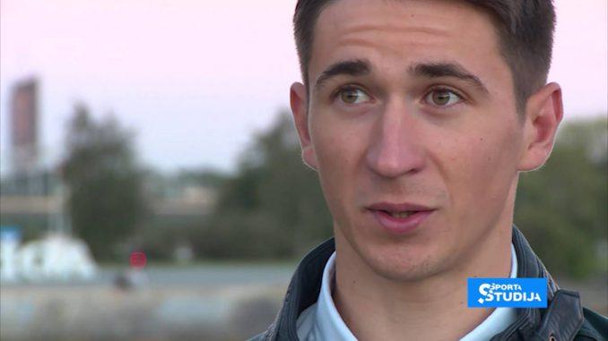 "Andrejs Rastorgujevs sarunā ar ""Sporta Studiju"""